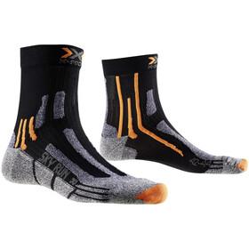 X-Socks M's Marathon Energy Socks Black/Orange